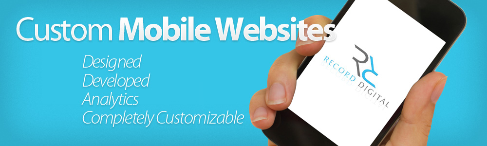 Custom Mobile Websites